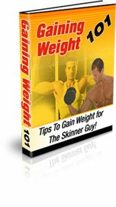 Gainingweight101 an ultimate guide to weight gain.